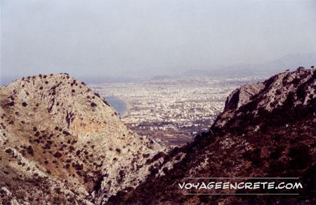 Héraklion en Crète
